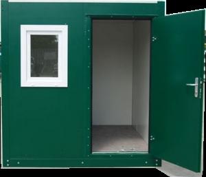 ExpandaKabin man portable flat pack office
