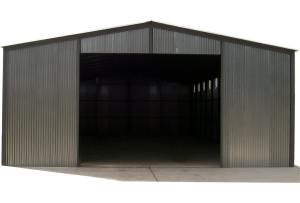 sectional steel building