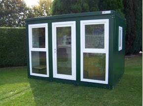 Expandakabin Garden Office
