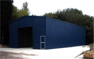 Executive Sectional Steel Building - Prefabricated Warehouse
