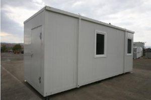 Expandacom Flat Pack Modular Office Cabin