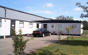 Single Storey Modular Office Building