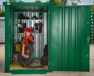 All new flat pack bike store